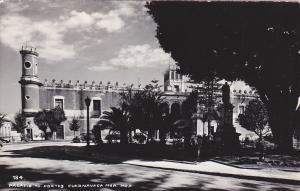 RP; CUERNAVACA, Morelos, Mexico, PU-1947; Palacio De Cortes