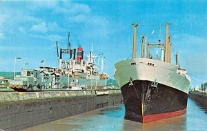 Miraflores Locks Panama Canal Panama Tape on back