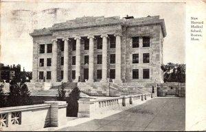 Massachusetts Boston New Harvard Medical School 1912