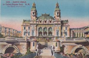 Monaco MOnte Carlo Le Casino Facade Sud
