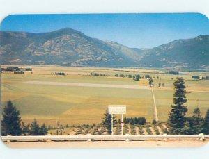 Pre-1980 CRESTON In Kootenay by Nelson & Cranbrook British Columbia BC AD3467