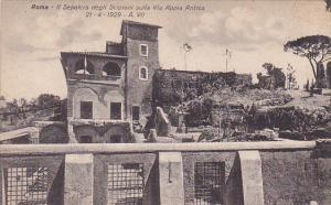 ll Sepolcro Degli Scipiono Sulla Via Appia Antica, Roma (Lazio), Italy, 1900-...