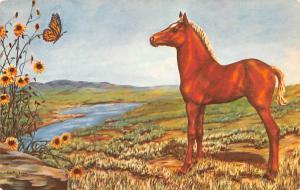 Painting by Dorothy Larsen, Wife of Artist L.H. Larsen