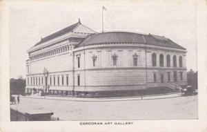 Corcoran Art Gallery at Washington, DC - Private Post Card
