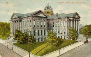 MO - St Joseph. Court House