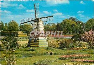 Postcard Modern Molenland mill sells