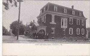 Pennsylvania Perkasie First National Bank Berkemeyer