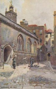 Clifford's Inn Hall , England , 00-10s ; TUCK 1537