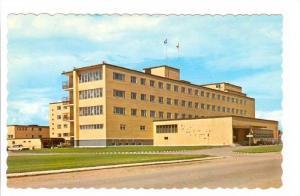 Hopital , SEPT-ILES , Quebec, Canada , 40-60s