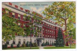 Memphis, Tennessee, Methodist Hospital