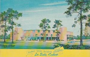 Pennsylvania Philadelphia Student Union Building La Salle College