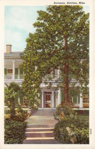 Natchez Mississippi~Ravenna House (Under Auspices of Natchez Garden Club)~1939