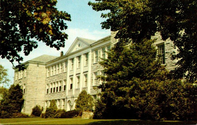 Rhode Island Kingston Quinn Hall University Of Rhode Island