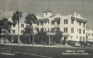 Geneva Hotel Daytona Beach FL 1949