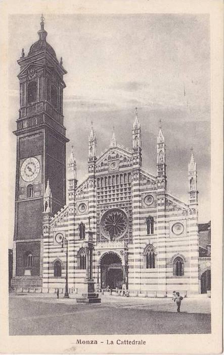 La Cattedrale, Monza (Lombardy), Italy, 1910-1920s