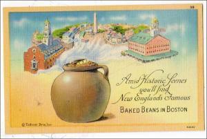 Baked Beans in Boston