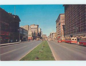 Unused Pre-1980 STREET SCENE Winnipeg Manitoba MB hp1888