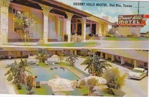 Texas Del Rio Desert Hills Motel