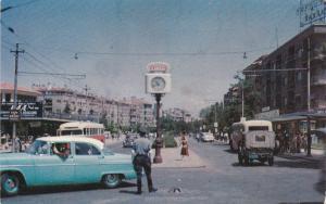 ANKARA , Turkey , 40-50s; Ataturk Boulevard, Classic Cars
