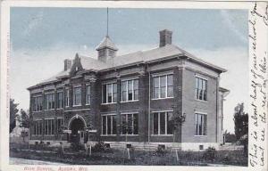 Wisconsin Algoma High School