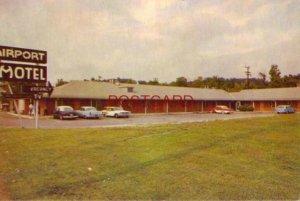 AIRPORT MOTEL US No 1 ARLINGTON, VA circa 1960