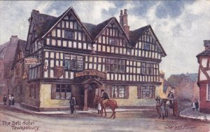 TUCK #9115; TEWKESBURY, Gloucestershire, England, United Kingdom; The Bell Ho...