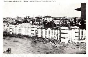 Rhode Island Portsmouth , Hurricane 1938