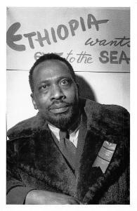 Jomo Kenyatta 1945 Abyssinian delegate (Kenya Prime Minister) Nostalgia Reprint