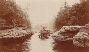 RP: Devils Elbow , Adams County, Wisconsin, 00-10s ; Steamship APPOLO I