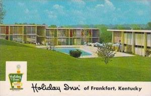 Kentucky Frankfort Holiday Inn and Swimming Pool Curteich