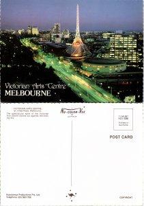 Victorian Arts Centre, St. Kilda Road, Melbourne
