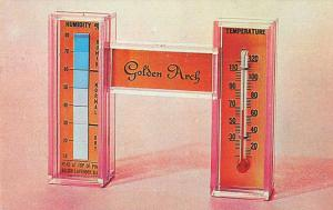 Colton California Humidal Co Thermometer Humidity Ad Vintage Postcard J75780