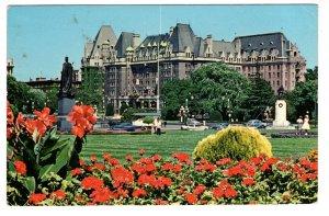 Empress Hotel, Victoria, British Columbia, Used 1967