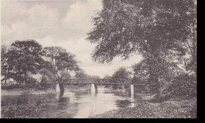 New York Utica Mohawk River Albertype