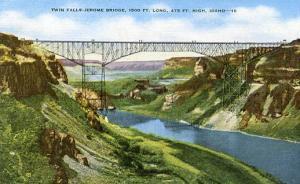 ID - Twin Falls. Jerome Bridge