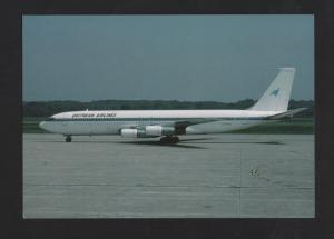 pc AIRPLANE BOEING 707 ERITREAN AIRLINES AFRICA AIRPLANES AIRCRAFT AIRPLANES z1