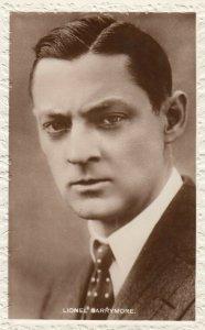 Actor LIONEL BARRYMORE, 1910-20s