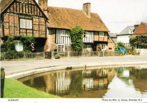 Aldbury Hertfordshire Womens Institute Postcard