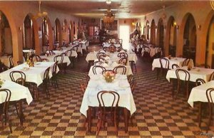 MRS. CROSBY'S CAFE AND HOTEL CIUDAD ACUNA MEXICO 1959