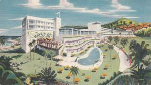BC : ST.THOMAS, US Virgin Islands , 40-60s; Virgin Isle hotel