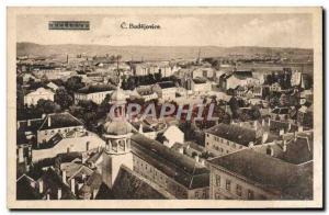 Old Postcard Budejovice