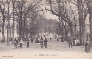 BREST, Le Cours d'Ajot, Finistere, France, 00-10s