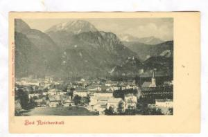 Bird's Eye View, Bad Reichenhall, Bavaria, Germany, 1900-1910s
