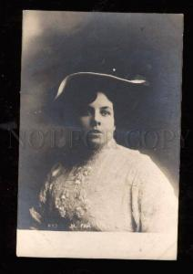 013551 MARY GAY Spanish OPEAR Star Singer Vintage PHOTO PC
