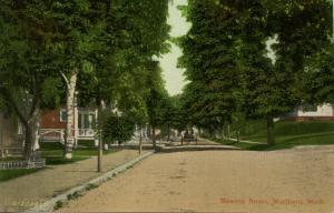 MA - Marlboro. Newton Street