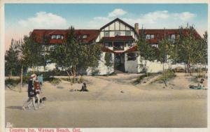 WASAGA BEACH , Ontario , Canada , 1910-30s ; Capstan Inn