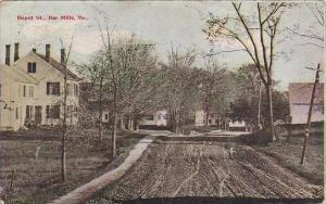 Maine Bar Mills Depot Street
