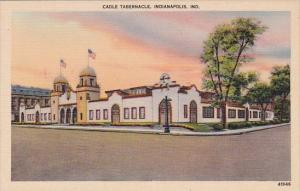 Cadle Tabernacle Indianapolis Indiana