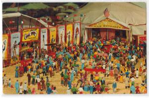 John Zweifel's Miniature Circus Midway