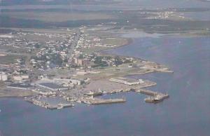 Waterfront , SHIPPAGAN , New Brunswick , Canada , PU-1986